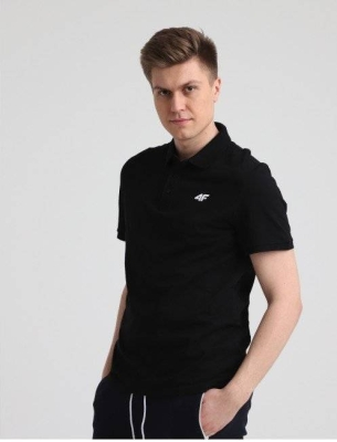 4F MEN CLOTHING POLO T-SHIRT NOSH4-TSM007-20S
