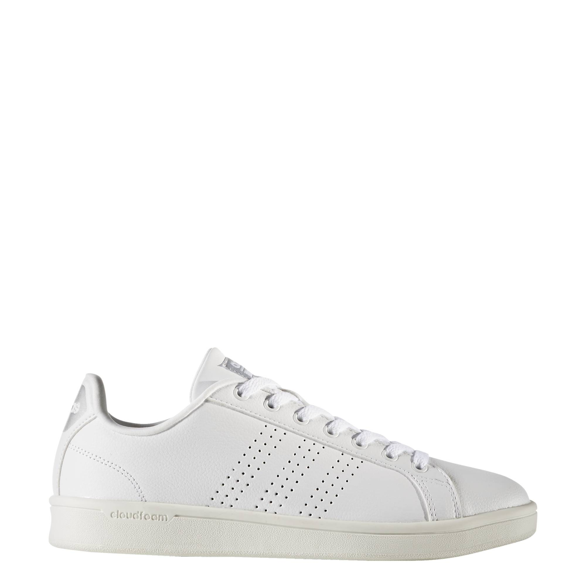 adidas cloudfoam advantage women's casual shoes