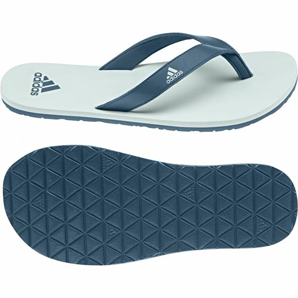 48dd33128e1a ADIDAS MEN SWIMMING EEZAY ESSENCE THONG FLIP FLOP SANDALS CG3553