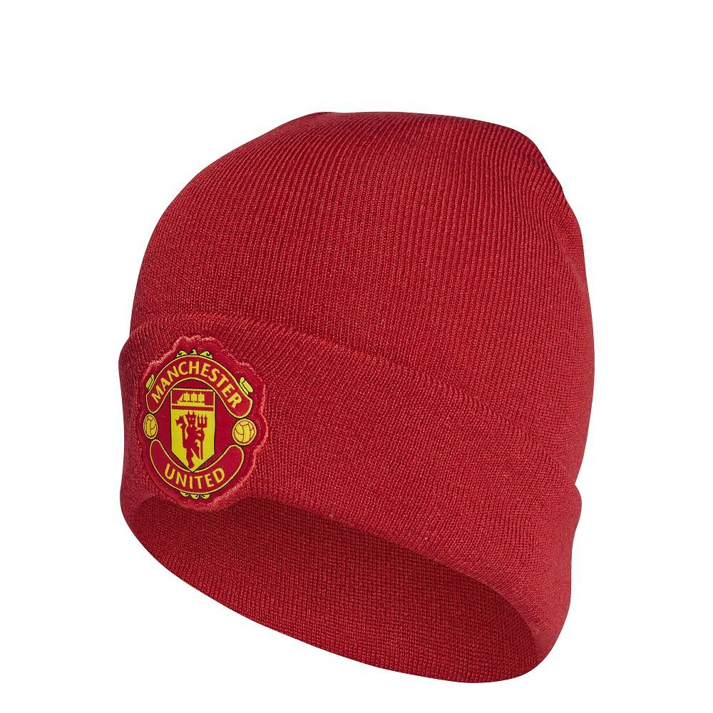 0ebb3878d59 ADIDAS ACCESSORIES MANCHESTER UNITED FC WOOLIE BEANIE CY5592