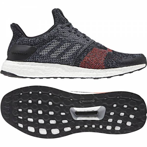 ADIDAS MEN RUNNING ULTRABOOST ST SHOES CM8277