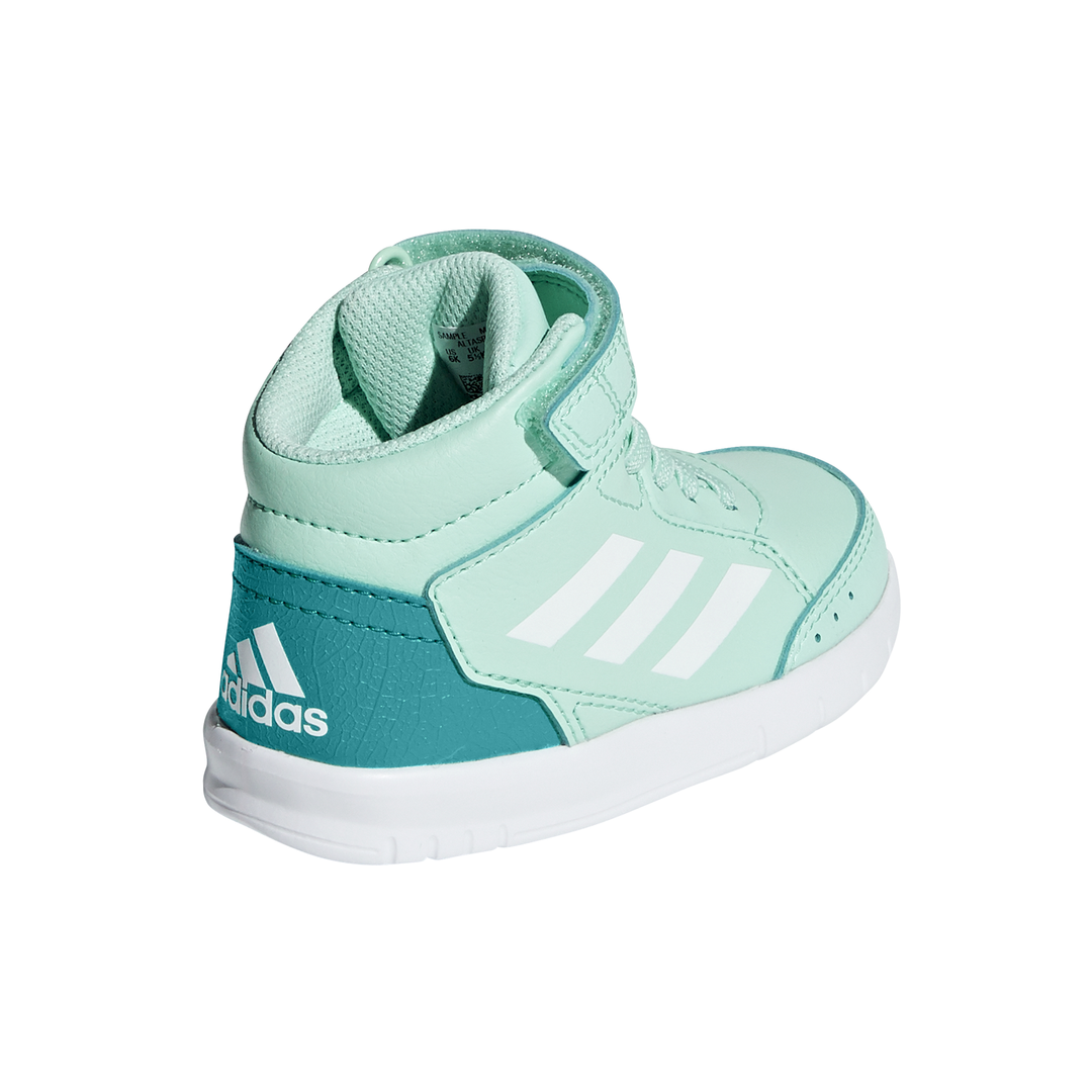 Adidas Infant Kids Girls Shoes Altasport Mid Casual Boots Running Boy New AH2550