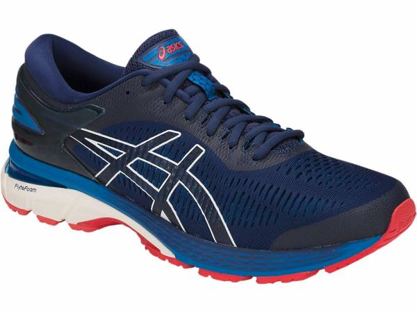 ASICS MEN RUNNING SHOES GEL-KAYANO 25 1011A019-400