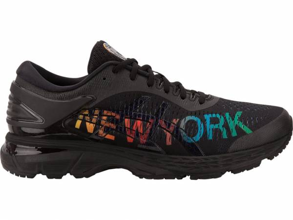 ASICS MEN RUNNING SHOES GEL-KAYANO 25 NEW YORK 1011A021-001