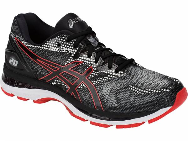 ASICS MEN RUNNING SHOES GEL-NIMBUS 20 T800N-002