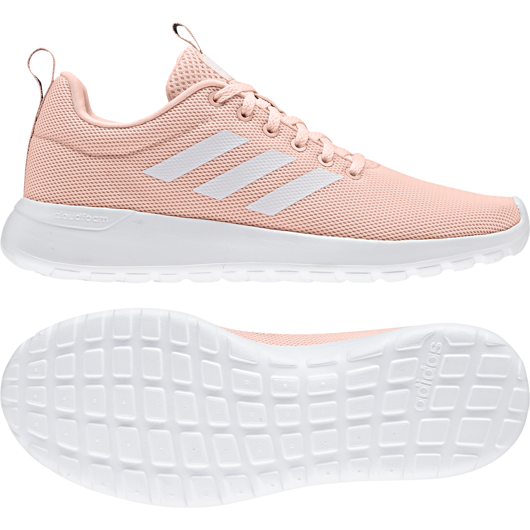 c602c2ea824553 ADIDAS WOMEN CLOUDFOAM LITE RACER CLN SHOES BB6893