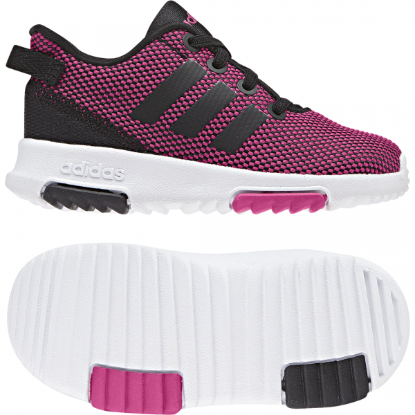 ADIDAS KIDS INFANTS GIRLS RACER TR SHOES B75994