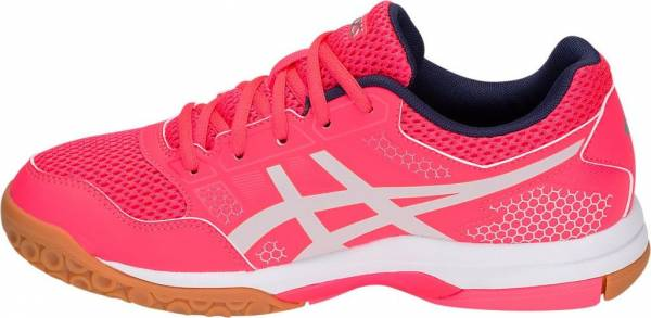 ASICS WOMEN VOLLEYBALL GEL-ROCKET 8 SHOES B756Y-700