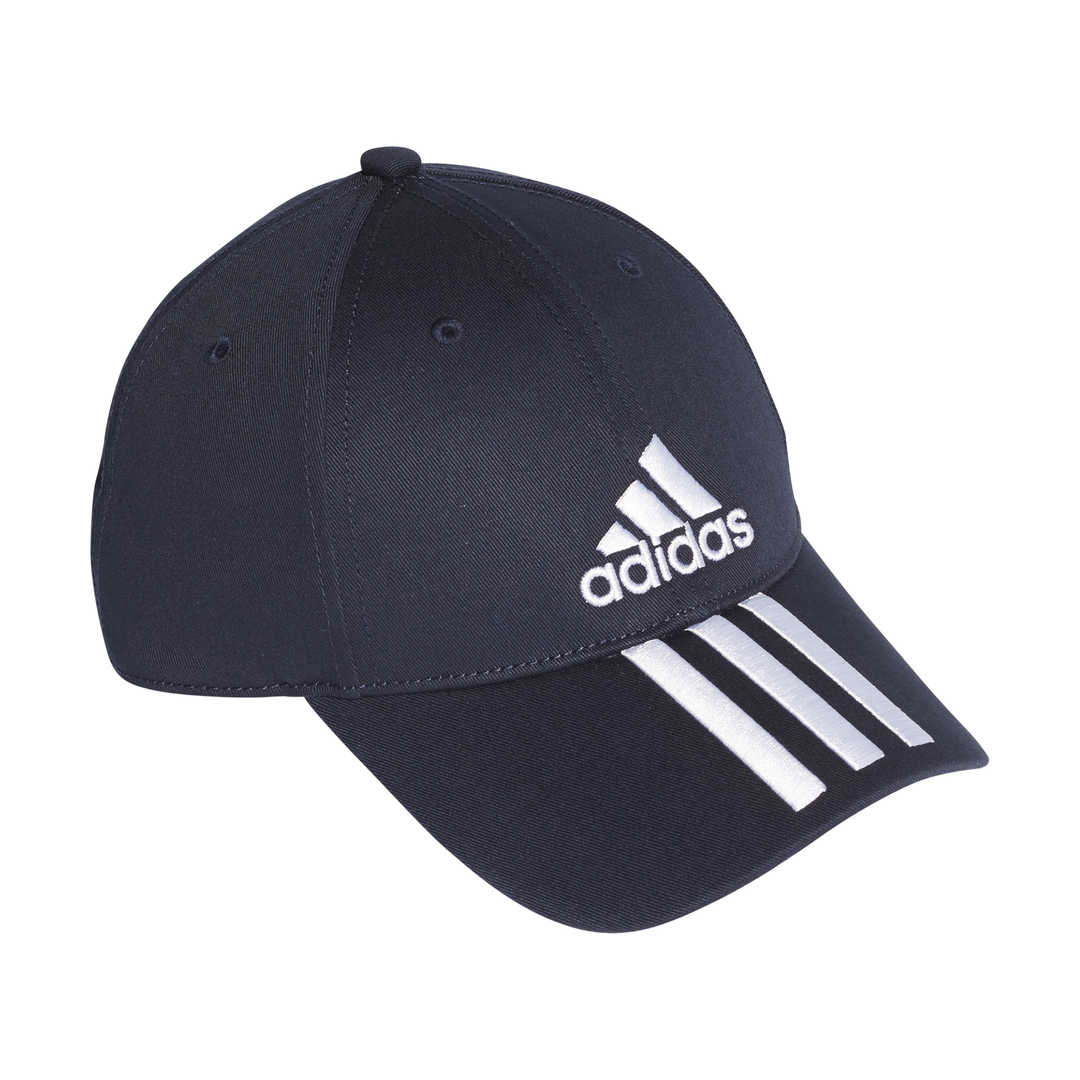 ADIDAS ACCESSORIES TRAINING 6 PANEL CLASSIC 3 STRIPES CAP DU0198 ... d2a2656f3e8