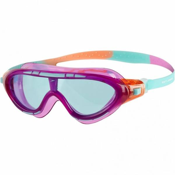 6acd8da8c SPEEDO ACCESSORIES KIDS SWIMMING BIOFUSE RIFT GOGGLES PURPLE 01213-C102