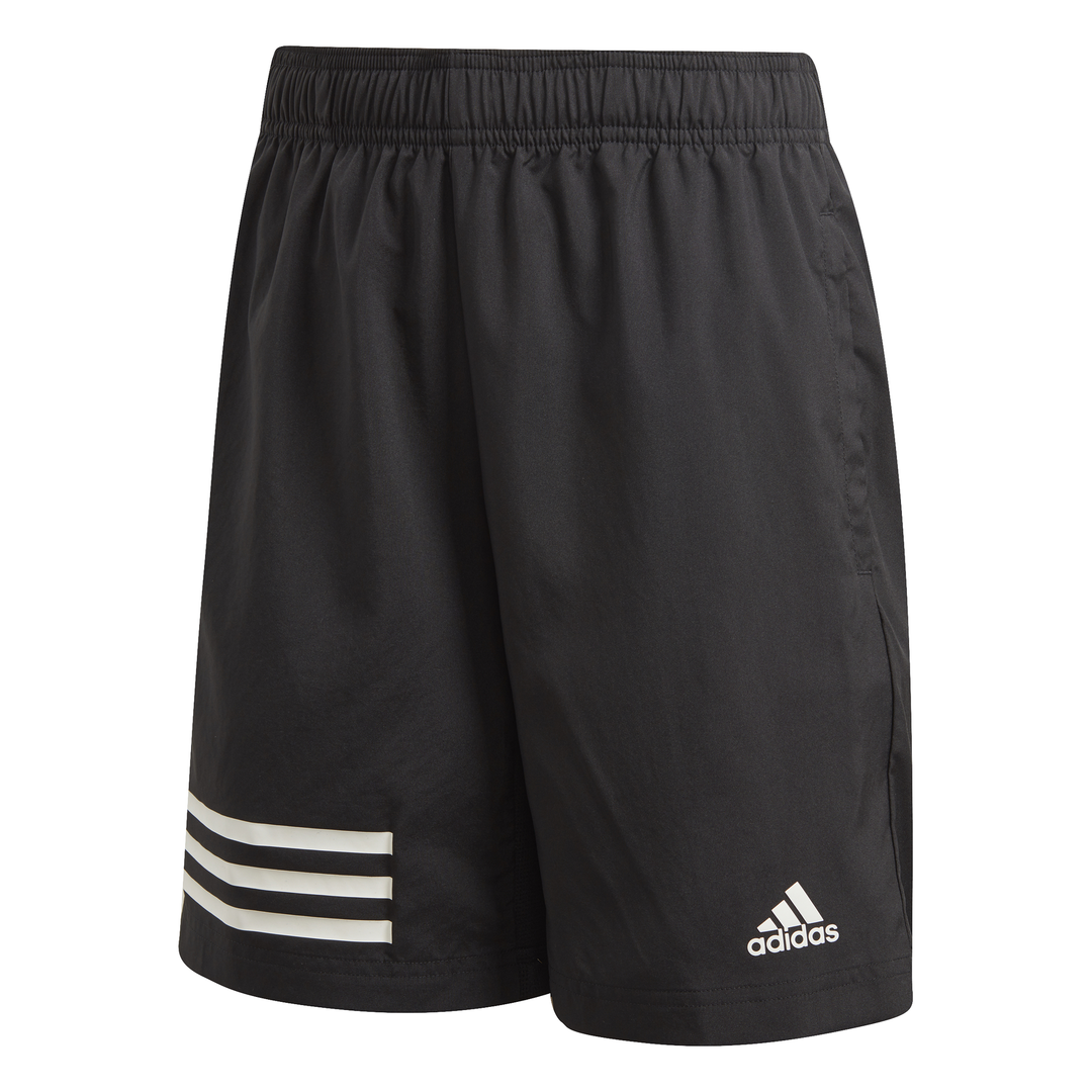 54d61b17b954e9 ADIDAS KIDS BOYS CLOTHING TRAINING 3 STRIPES SHORTS DV1378