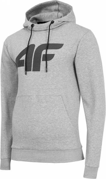 4F MEN CLOTHING HOODIE BLM073 GREY