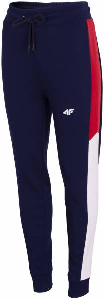 4F WOMEN CLOTHING TROUSERS SPDD004 NAVY