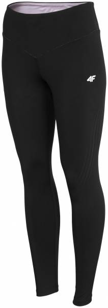 4F WOMEN CLOTHING FUNCTIONAL TROUSERS SPDF004 BLACK