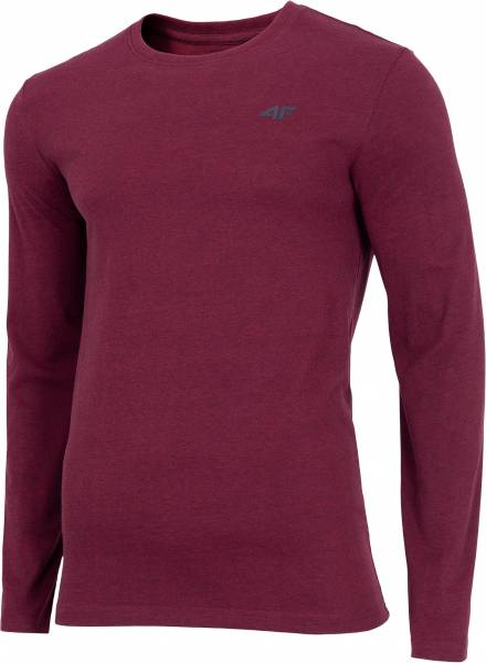 4F MEN CLOTHING LONGSLEEVE TEE TSML001 RED